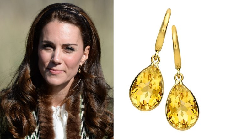 Duchess Kate Vote For Kate S Best Tour Earrings Amp A