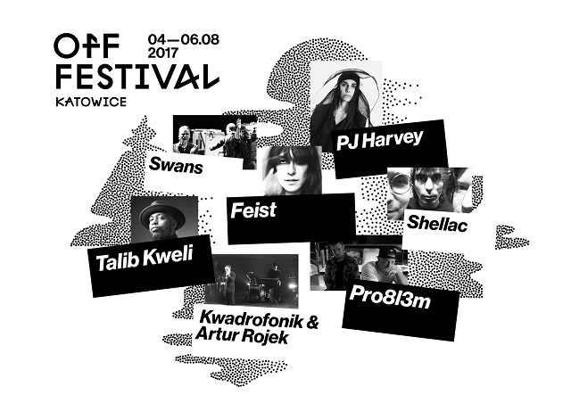 A może nie jest tak źle czyli program Kawiarni Literackiej na OFF Festivalu 2017 w Katowicach