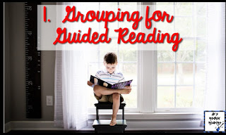 Calling all K-2 teachers!  Get 3 Literacy Tips related to Guided Reading and a free Guided Reading Binder!