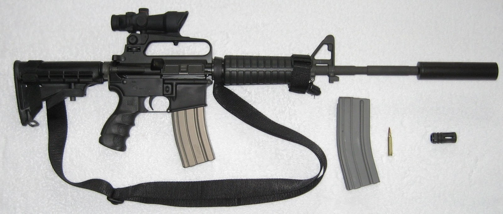 AR-15 | Army and Weapons