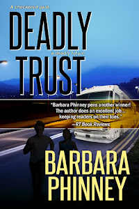 Deadly Trust (Inspirational Romantic Suspense)