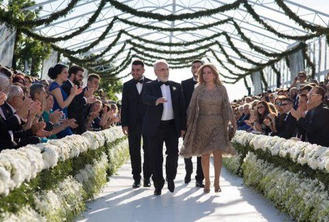 Ντοκουμέντο: Το τραγούδι του Ρέμου στον γάμο του γιου Σαββίδη που συγκλόνισε τον κόσμο! [βίντεο]