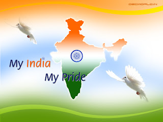 Indian flag with Indian Independence Day-2013 Wallpapers, Greetings