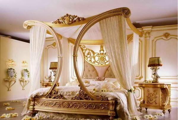 Chambre ambiance romantique for Chambre a coucher moderne romantique rouge