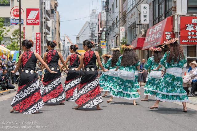 マロニエ祭り、カハレフラ&タヒチスタジオの写真 16