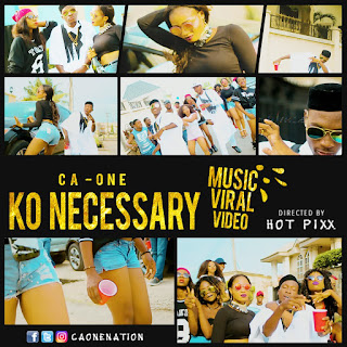 Video: #KoNecessary - CaOne @caonenation