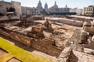 The Aztec have a gruesome history. Rare findings.