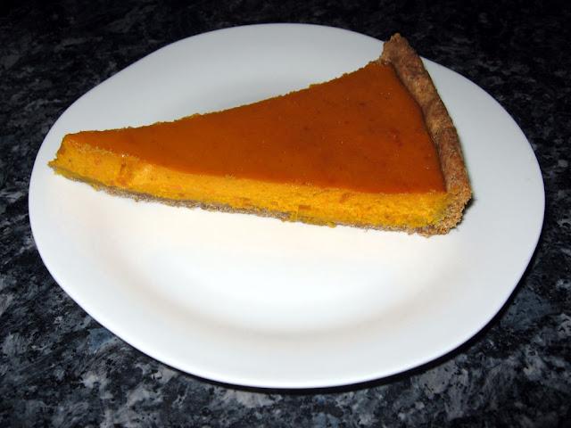 Recette tarte à la citrouille