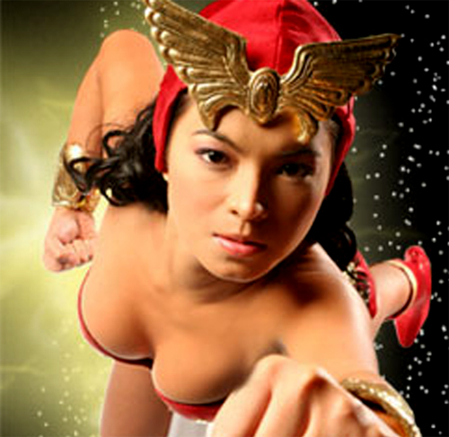 Angel Locsin as Darna in ABS-CBN