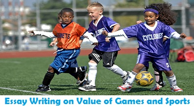 essay sports value Value of sports essay sample sports can be taken as a part of education, for they seek to develop three sides of one's nature-physical, mental and moral sports make the body strong and active, and some particular games train the intellect and develop the sense of morality, too.