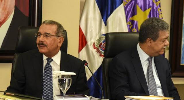 Leonel Fernández luce con limitadas fuerzas para enfrentar al todo poderoso Danilismo gobernante