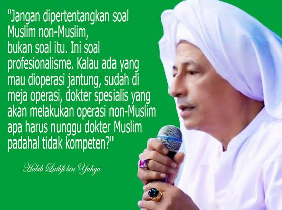 Video Dan Lirik Lagu Cinta Indonesia Karya Habib Luthfi Bin Ali Bin Yahya Kangsoma Com