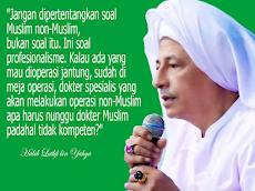 "Video dan Lirik Lagu ""Cinta Indonesia"" Karya Habib Luthfi Bin Ali Bin Yahya"