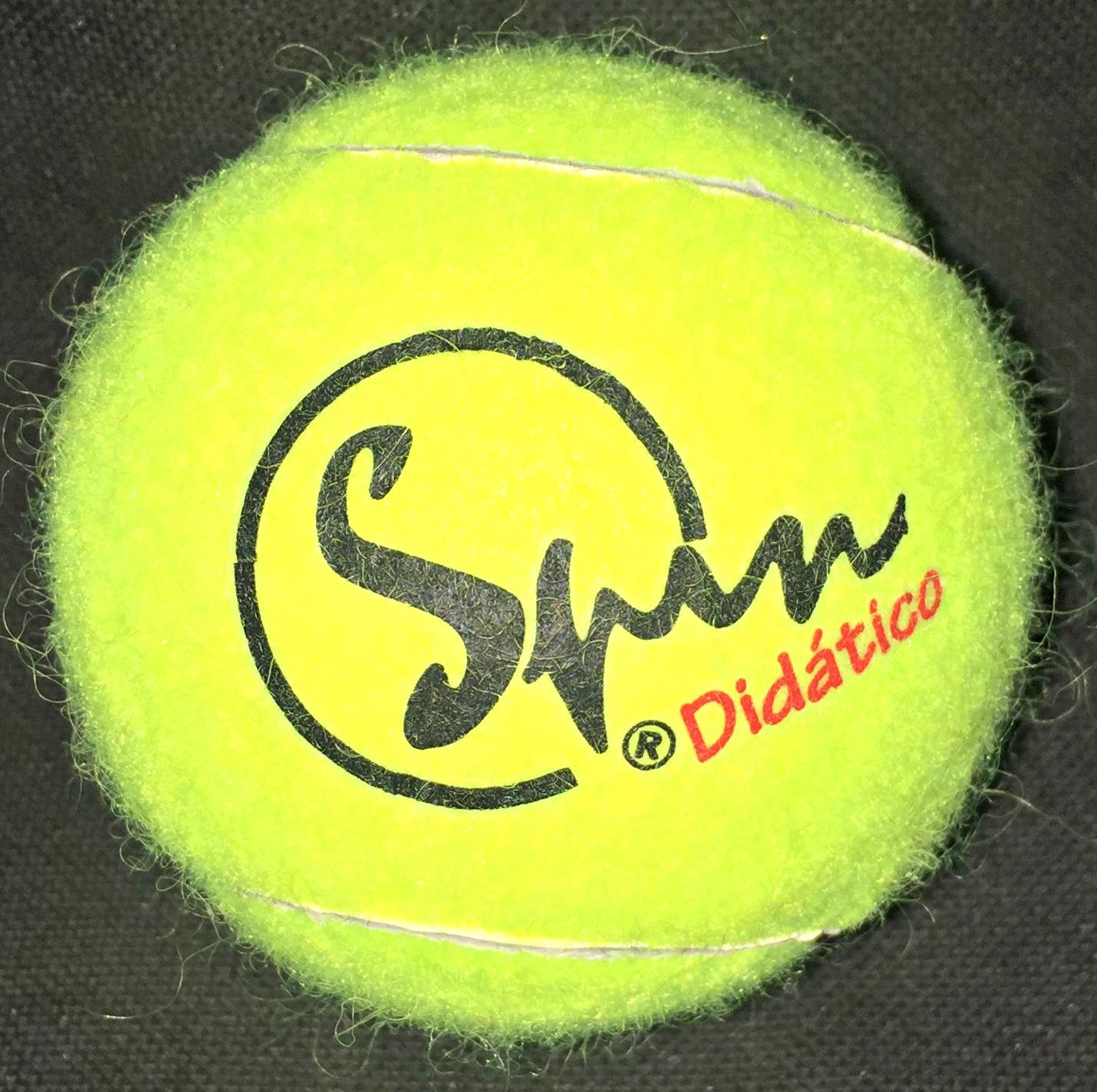 7b5497d2bfa Bola de tênis SPINDidático