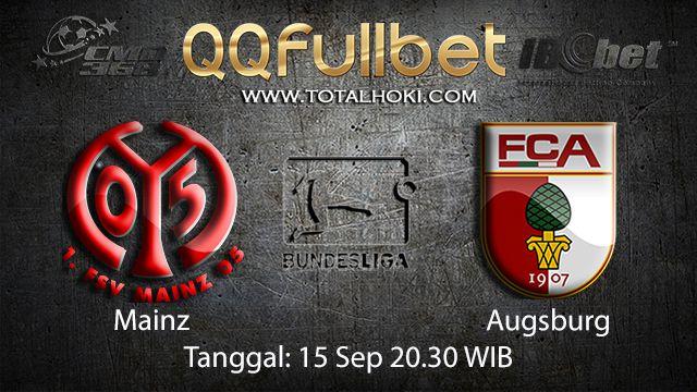 Prediksi Bola Jitu Mainz vs Augsburg 15 September 2018 ( German Bundesliga )