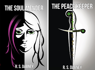 The Soul Mender Trilogy Books 1 & 2 on Amazon!