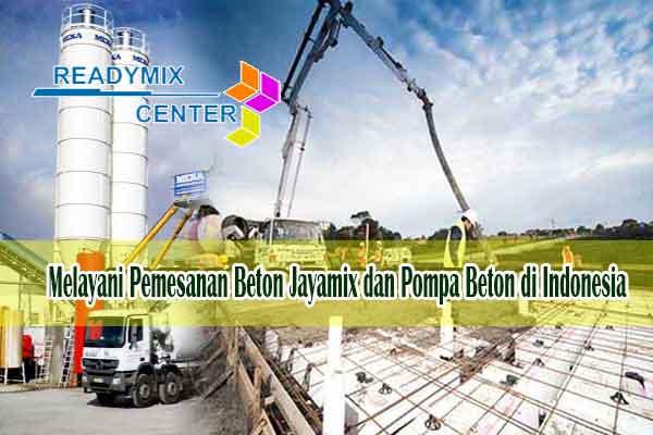 Harga Beton Jayamix Pasar Kemis 2019