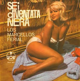 Album cover for Sei diventa nera.