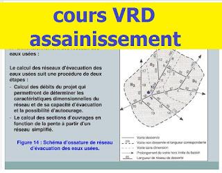 cours vrd assainissement pdf outils livres exercices ForAssainissement Cours Pdf