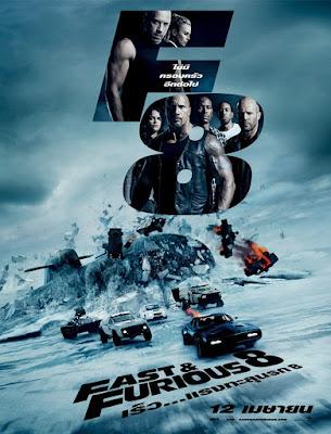 The Fate of the Furious เร็วแรงทะลุนรก 8