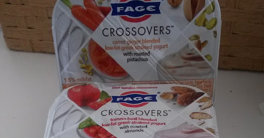 FULLY BOOKED: Savory Yogurt from Fage