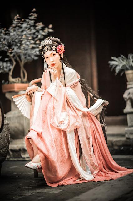 The Hanfu Girl