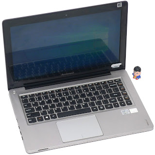 Jual Laptop UltraBook Lenovo U310 Core i5 Series Bekas