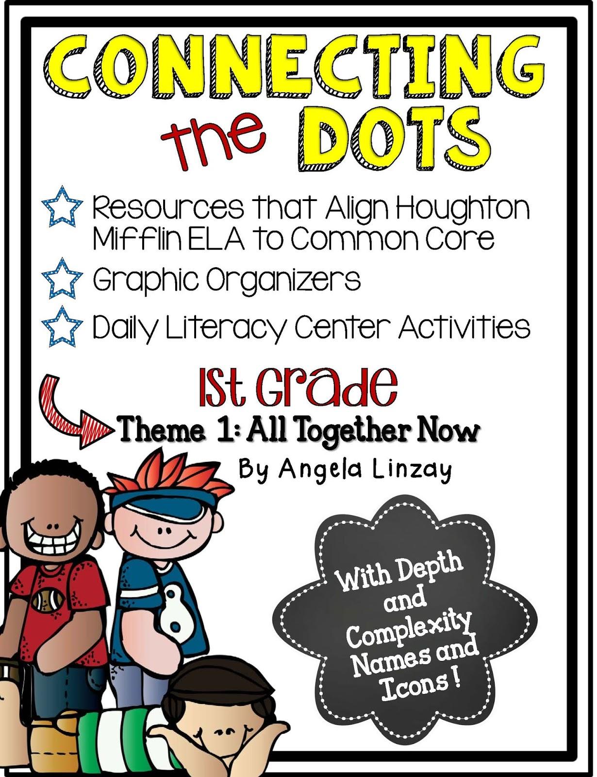 Lights Camera Teach First Grade Houghton Mifflin