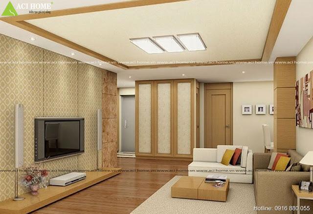 Kiến trúc nội thất phòng khách hiện đại