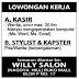 Willy Salon - 05 Januari 2017