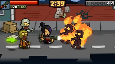 Zombieville USA 2 - 3