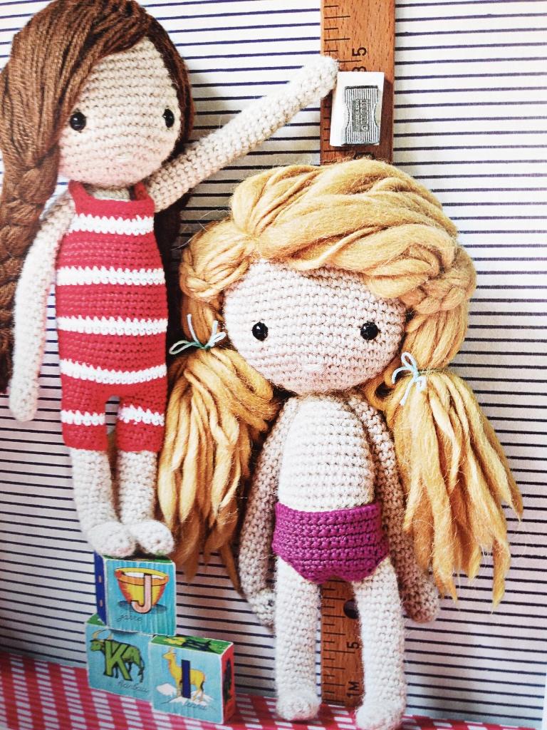 Kostenlose Anleitung Fuer Gestrickte Puppe Les Baux De Provence