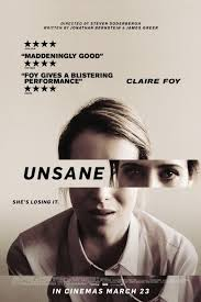Unsane (2018) Hindi Dual Audio BluRay | 720p | 480p | Watch Online and Download