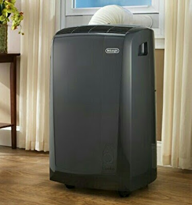 De'Longhi Air Conditioner - 3-in-1 AC Cooling, Dehumidifier and Fan