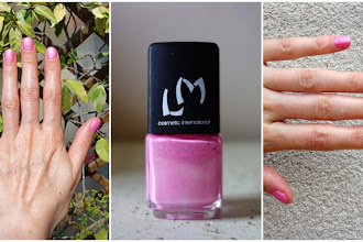 Lubie Vernis : Féline 71 - Collection Pink Panther - LM Cosmetic