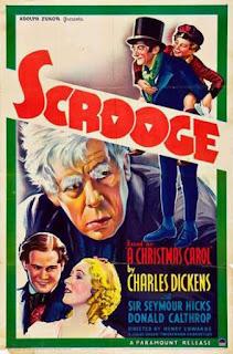 Scrooge 1935 cartel
