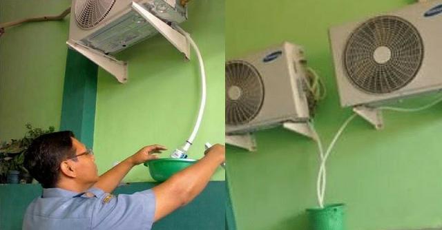 Jangan Buang Air Bekas AC, Ternyata Bisa Bermanfaat untuk 5 Hal ini