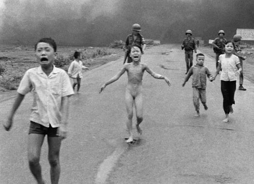 الصورة التي غيرت مجرى  حرب فيتنام