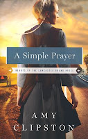 BookReview A Simple Prayer by Amy Clipston