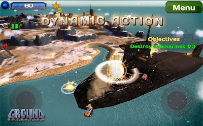 Game Ground Operation v.1.0.11 Apk Mod Unlimited Money Terbaru