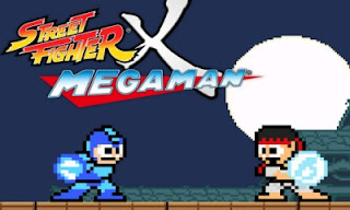 Free Street Fighter X Mega Man
