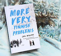 Joel Willans - A Brit in Finland
