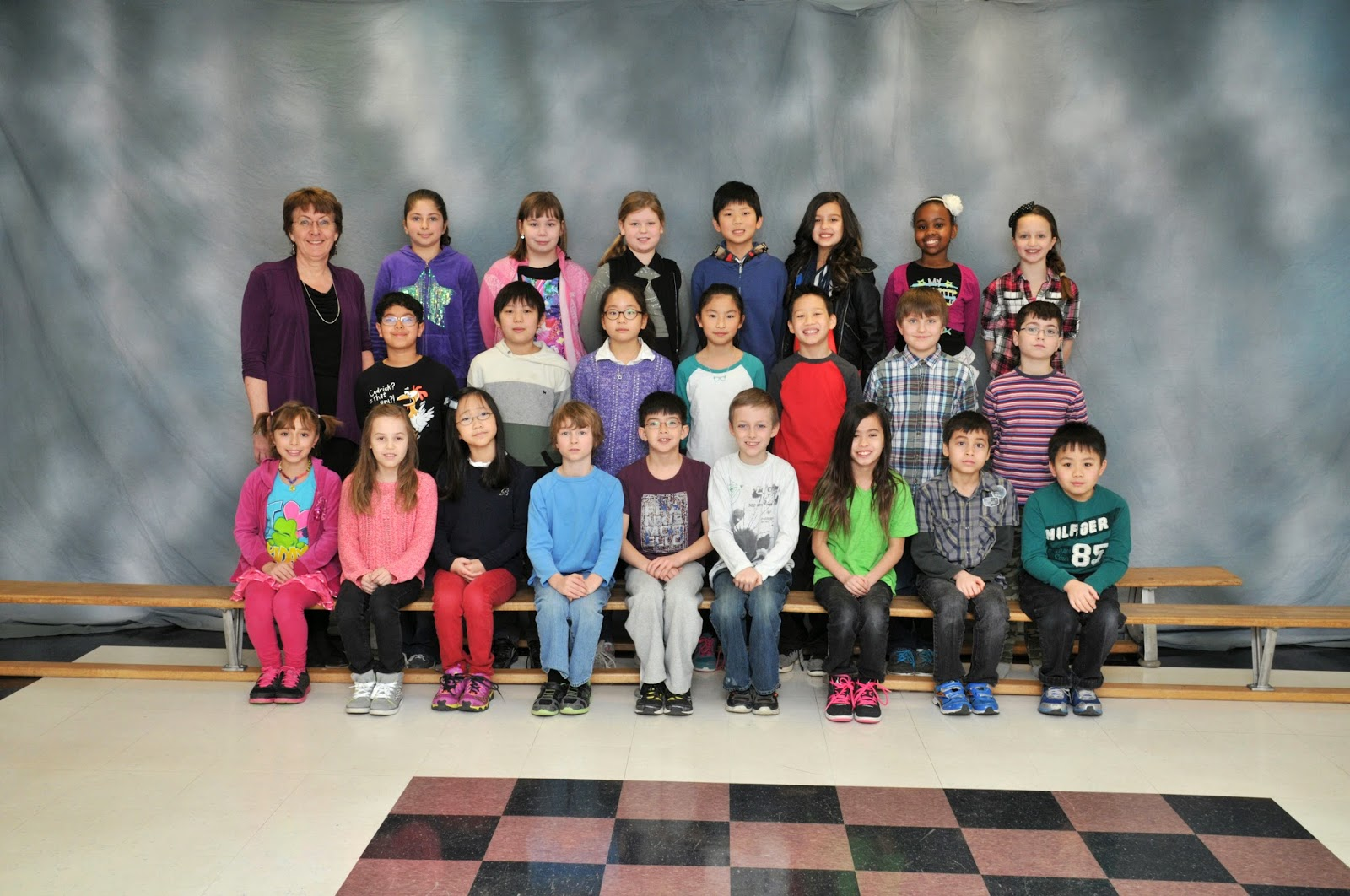 Grade 4 Blog Class Pictures