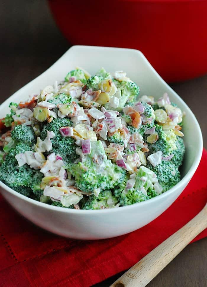 Broccoli Salad- Low Carb