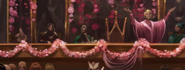 HP e la Camera dei Segreti: Il giorno di San Valentino