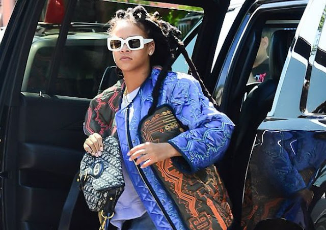 Gaining 25 Pounds, Rihanna Now in 'Diet Hell'