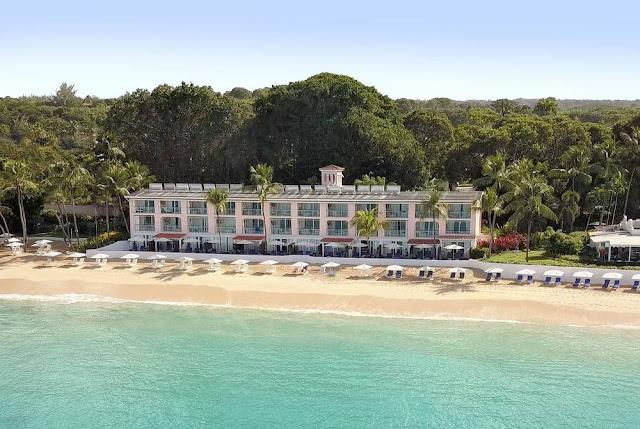 Fairmont Royal Pavilion Hotel