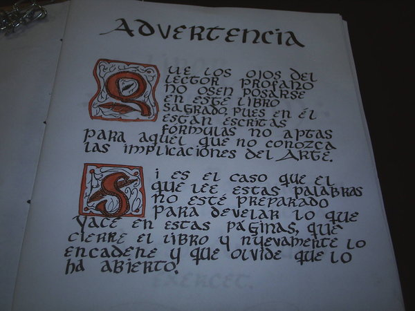 Mundo Pagano: Book Of Shadow O Libro De Las Sombras (BOS/LDS