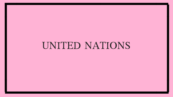 United Nation Objective Questions Quiz