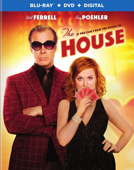 The House (2017) m1080p BDRip 7.3GB mkv Dual Audio DTS 5.1 ch